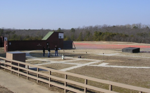 Trapshooting club