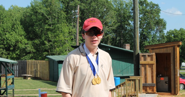 2014 VA AIM Trapshooting